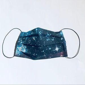 Other - Kids Reusable Cloth Face Mask Galaxy